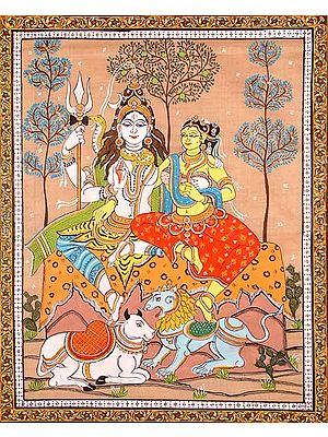Shankar Parvati