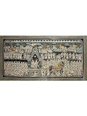 Shri Krishna's Mathura Gaman