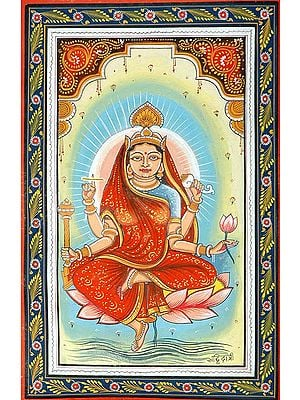 SIDDHIDATRI - Navadurga (The Nine Forms of Goddess Durga)