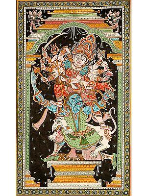 The Great Goddess Durga