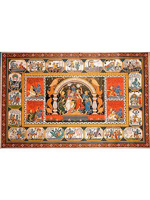 The Many Moods of Krishna