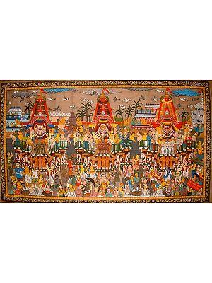 The Ratha Yatra