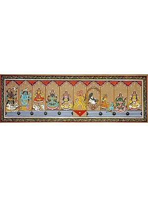 The Ten Mahavidyas