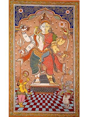 The Union of Shiva and Shakti