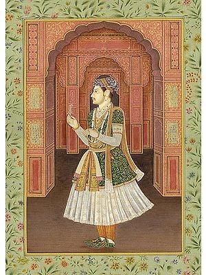 The Mughal Prince Shah Shuja