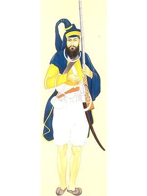 A Sikh Chieftain