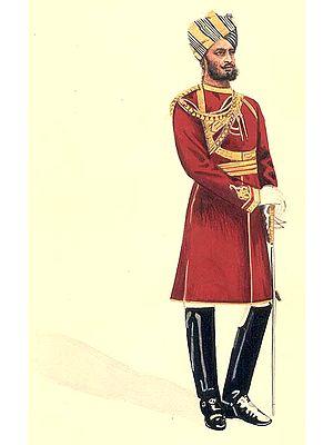 Governor's Bodyguards (Madras 1912)