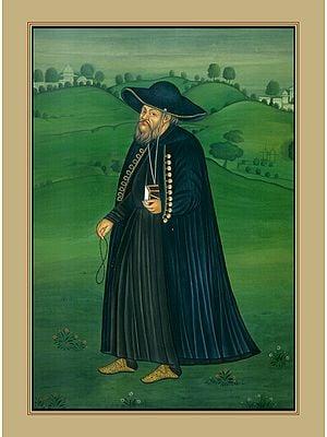 Medieval European Priest