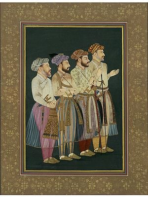 Mughal Nobles