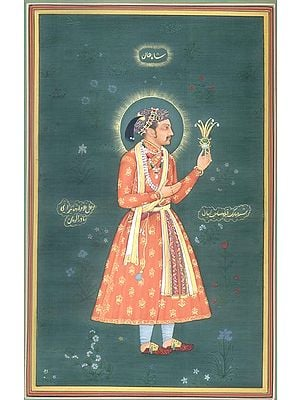 Portrait of Shahjahan