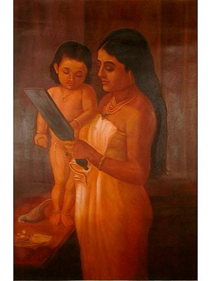 Mother and Child (Extraordinary Tenderness)