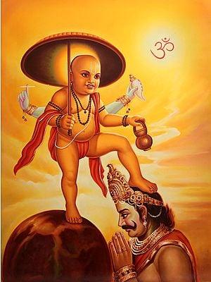 Vishnu's Vaman Incarnation
