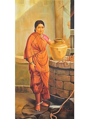 Lady At The Well