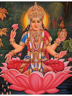 Lakshmi, The Devi of Plenitude