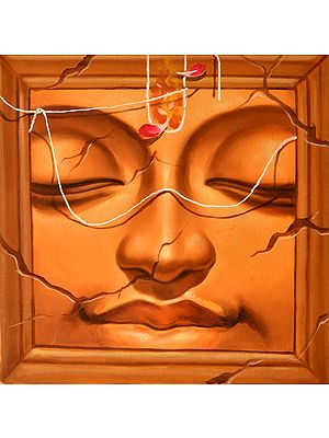 Lord Buddha Face Series (Four)