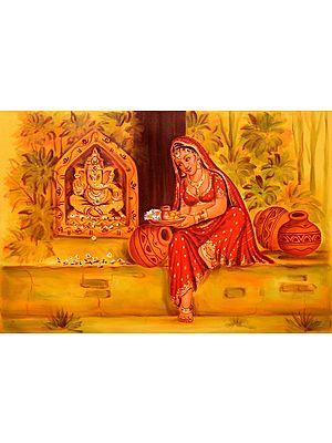 Shri Ganesha Puja
