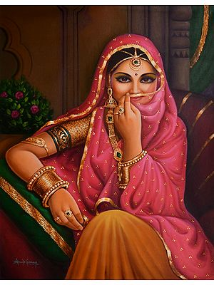 Beautiful Hindu Bride
