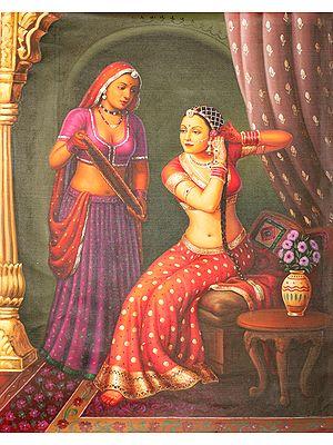 Shringara of the Princess