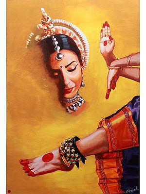 The Bhakti Of The Bharatnatyam Dancer
