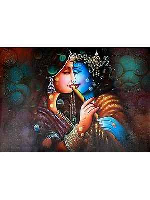 Radha Krishna - The Harmony of Love