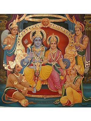 Shri Ram Durbar