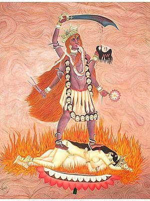 The Mahavidya Tara