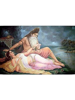 Vishwamitra - the Hermit