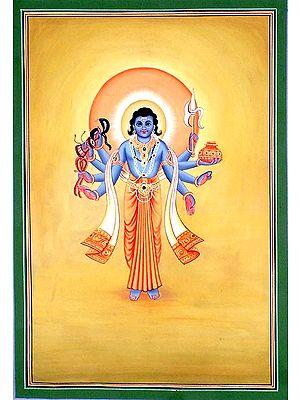 Adolescent Shiva