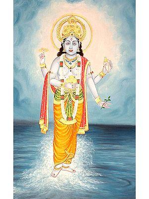 Dhanvantari Incarnation of Lord Vishnu