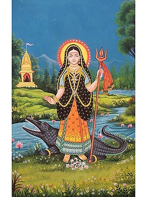 Khodiyar Mata (Rare Goddesses of India)