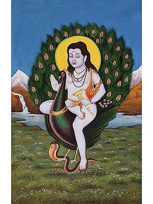 Kumara Karttikeya (Skanda)