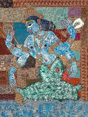 Kurma Avatara (Incarnation of Lord Vishnu)