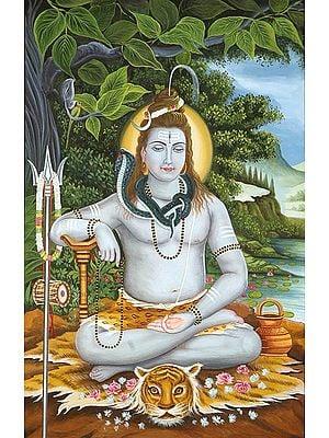 Mahayogi Shiva