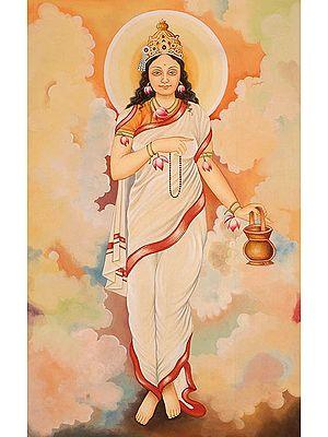 Navadurga - The Nine Forms of Goddess Durga - BRAHMACHARINI