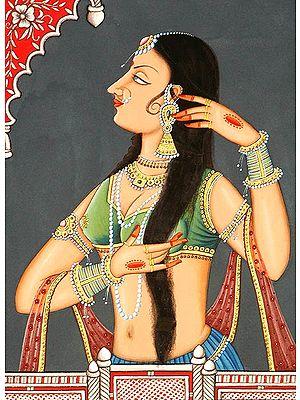 Nayika Shringara