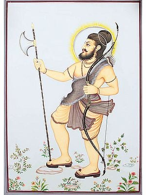 Parashurama, The Sixth Avatar of Vishnu