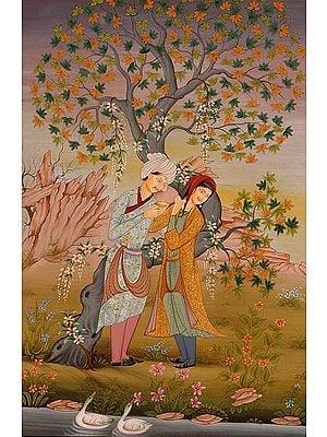 Persian Love Scene