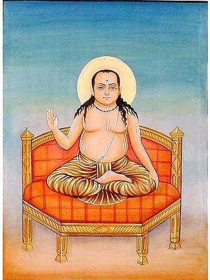 Saints of India - Sri Nimbarkacharya
