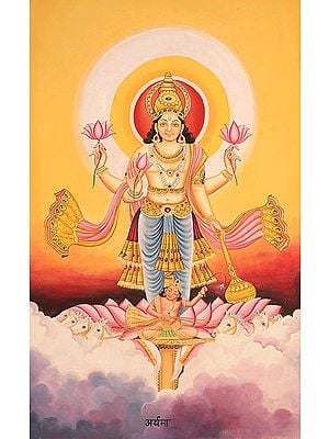 The Twelve Forms of the Sun (Surya) - ARYMA