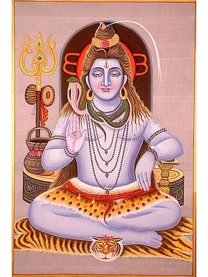 Weeping Shiva