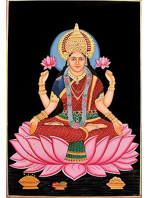 Lakshmi: Goddess of Peace, Prosperity and Good Luck