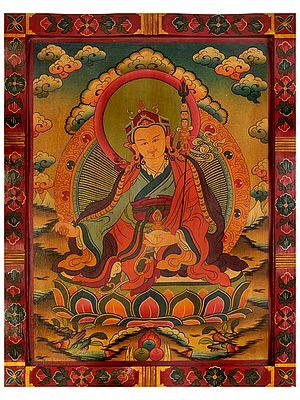 The Resplendent Guru, Guru Rinpoche