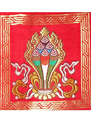 Eight Auspicious Tibetan Symbols - The Chintamani Jewel