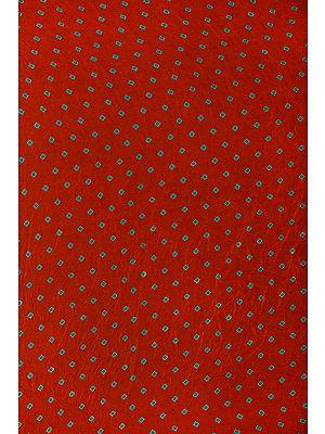 Printed Bandhani Fabric