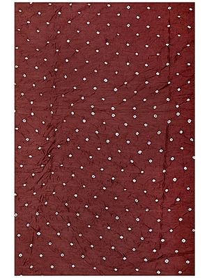 Tie and Dye Bandhani Fabric from Rajasthan