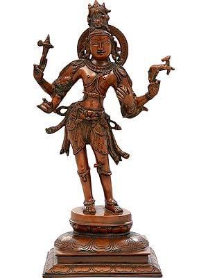 Lord Adinath, The Father Of Yoga