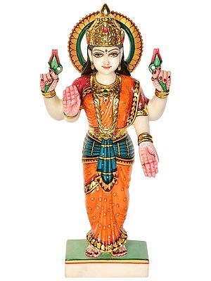 Four Armed Goddess Lakshmi