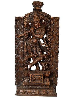 Large Size Venugopala (Fluting Krishna)