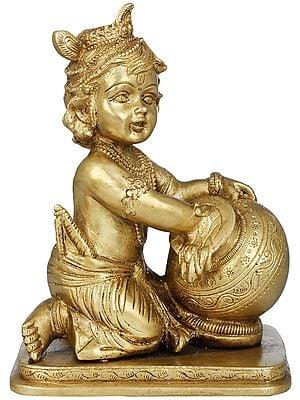 Bala Gopala Krishna - The Butter Thief