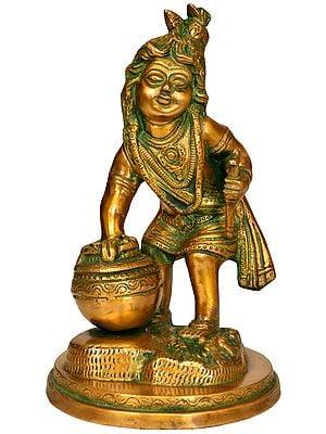 Bala Krishna - The Butter Thief